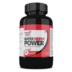 Nerve Pain relief for Fibromyalgia Severe Pain Super Nerve Power