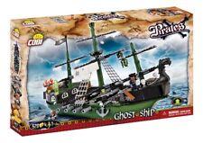Set Costruzioni Cobi 6017 - Ghost Ship, Verde/Nero/Grigio
