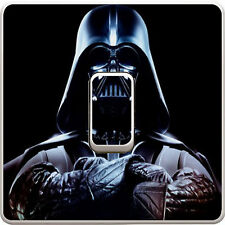 Darth Vader Star Wars Light Switch Vinyl Sticker Decal for Kids Bedroom #146