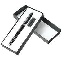 Hero Alloy Pen Golden Plated Fine Nib Point Study Office Fountain Pens Gracious