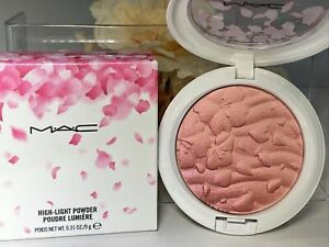 MAC Fleur Real High-Light Powder Boom Boom Bloom Collection New in Box Free Ship