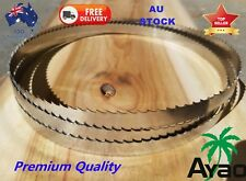 AYAO BUTCHER/ MEAT BAND SAW BANDSAW BLADE 1x (3280mm) 4TPI Stainless Steel