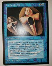 1x Copy Artifact (NM) - FBB German MTG Magic Foreign Black Bordered