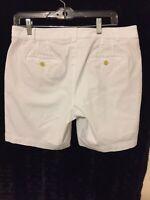 Talbots White Short Women's  Size 10
