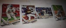 SAN DIEGO PADRES COMPLETE TEAM SET, 2017 TOPPS SERIES 1, 2 & UPDATE W/PP RC 401