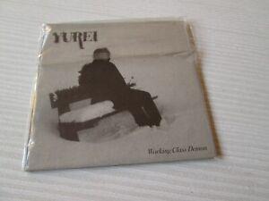 YUREI Working Class Demon CD DIGIPAK AVANTGARDE METAL VED BUENS ENDE