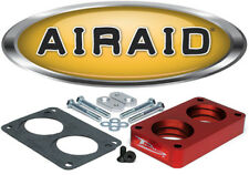 AIRAID 400-527 PowerAid Throttle Body Spacer 87-95 Ford F150 Bronco 5.0L & 5.8L
