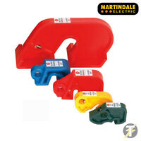 Martindale LOKMCB 5pc MCB Isolation Lock out devices for Domestic and Industrial