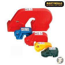 Martindale lokmcb 5 piezas MCB aislamiento bloqueo Sacr dispositivos PARA