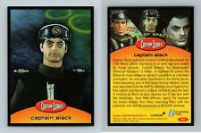 Captain Black #31 Captain Scarlet 2001 Cards Inc Trading Card