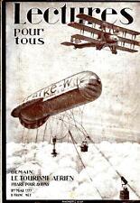 """""""LECTURES pour TOUS"""" 1er mai 1919 / Nouvelle Calédonie, Bagdad, Bakou, S. Holmes"""