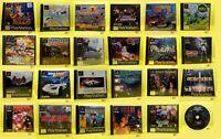 Juegos Sony PlayStation  / PSX / PS1 / PSOne-  PAL