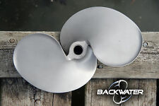 8x4 Backwater Prop longtail mud motor godevil beavertail mudbuddy propeller