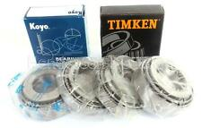 Mercedes W164 W251 ML R GL Front Differential Premium Quality Bearing Kit