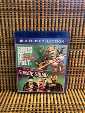 Suicide Squad (1-Disc Blu-ray, 2020)Batman/Will Smith/Harley Quinn/Margot Robbie