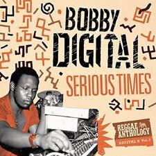 BOBBY DIGITAL - SERIOUS TIMES - REGGAE ANTHOLOGY DIGITAL B VOL,2  3 CD NEU