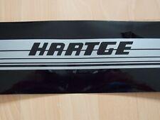 HARTGE Zierstreifen Silber - Dekor Streifen - BMW - E30 und viele andere BMW´s