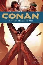 Conan Volume 20: a Witch Shall Be Born by Fred Van Lente (2017, Paperback)