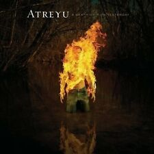 ATREYU - A Death-Grip On Yesterday  [Ltd.CD+DVD] DCD