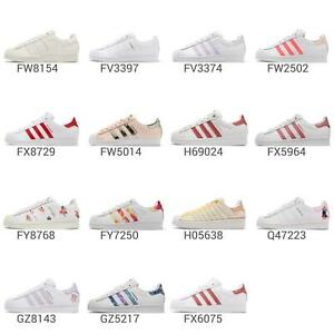 adidas Originals Superstar W Wmns Women Classic Casual Lifestyle Shoes Pick 1