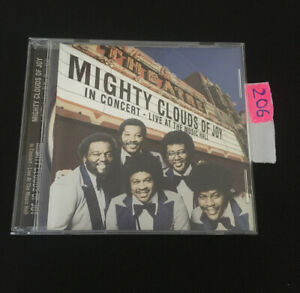 Mighty Clouds Of Joy In Concert Live At The Music Hall Music CD