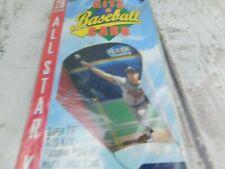 "Vintage NOS Baseball Sled Kite Greg Maddux Atlanta Braves Spectra Star NEW 28"""