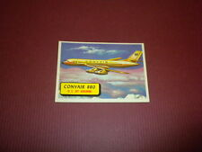PLANES trading card #41 TOPPS 1957 Army Navy Marines Air Force WORLD AIRPLANES