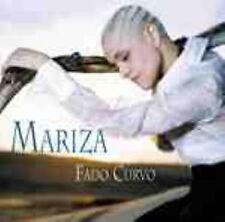 MARIZA - FADO CURVO NEW! CD FREE Shipping!