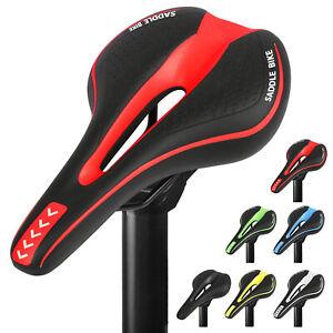 Gel Mountain Bicycle Saddle MTB Bike Seat Soft Cushion Pad with Shock Absorbing