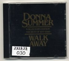 Donna summer CD walk away-version 4