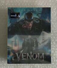 Venom 3D+2D double Lenticular Filmarena XL  Fullslip Steelbook(please read)