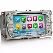 Autoradio Ford Focus Mondeo S-Max Galaxy GPS Navigation SD 3G Bluetooth 7608MFR