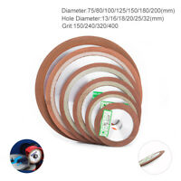 3''~ 8'' Diamond Grinding Wheel Sharpener Grinder For Cutter Tool Carbide Metal