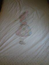 Vintage HOLLY HOBBIE? GIRL Fabric Panel (138cm x 198cm) #2