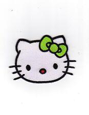 Aufnäher Bügelbild Iron on Patches Hello Kitty (a1a7)