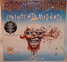 IRON MAIDEN - CAN I PLAY WITH ...THE EVIL THAT ... 2 EP