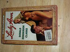 LADY ANN BY DONALD HENDERSON CLARKE (PAPERBACK 1946) AVON