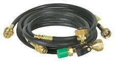 American Motorhome RV Extend A Stay  4-Port Propane Tee with hoses 59123