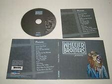 WHEELER BROTHERS/PORTRAITS(BLUE ROSE/BLU DP0589)CD ALBUM
