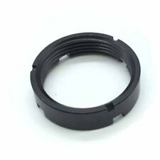 1x Steel Lock Ring Castle Nut For .223 5.56  Rifle Stock Buffer Tube
