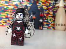 Handmade MonkiStuff Halloween Vampire Keyring made using LEGO® Minifigure