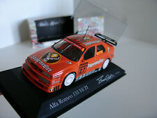 1/43 ALFA ROMEO 155 V6 TI #27 DTM 1994 JAGERMEISTER BARTELS MINICHAMPS