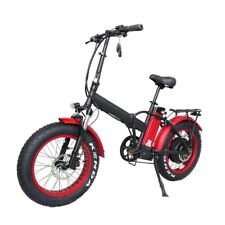 Our fabulous Fat Tyre Foldable Electric Bike, With 1000w/48v Motor