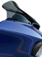 Klock Werks - KW05-01-0317 - 14in. Sport Flare Windshield, Dark Smoke 2310-0570