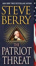The Patriot Threat: A Novel (Cotton Malone), Berry, Steve, 1250058449, Book, Acc