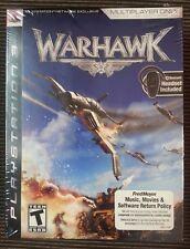 Warhawk [Bluetooth Headset Bundle] (Sony Playstation 3, 2007) NEW PS3