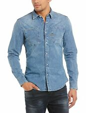 CHEMISE SLIM FIT G-STAR A CROTCH WORK SHIRT TAILLE S  VAL100€