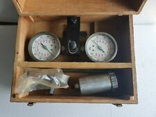 SKF 226400 Oil Injector Kit, 3000 Bar / 43500 PSI With Gauges & Adaptor