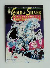 OVERSTREET'S GOLD & SILVER Comic Book Quarterly No. 6 unread NM- Ghostrider