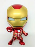 Iron Man Figure in War Mode (Batteries included, lighting LED eyes)